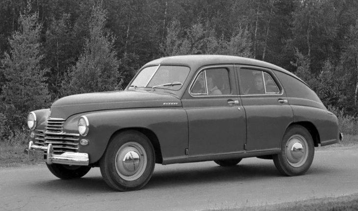 Автомобиль ГАЗ М-20