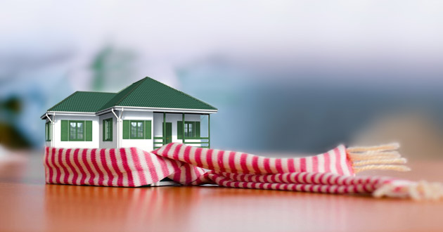 Обогрев частного дома