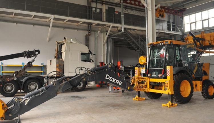 Что нужно знать о ремонте трактора, спецтехники